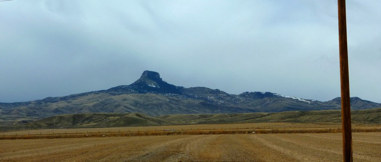 Heart Mountain, Powell, Wyoming