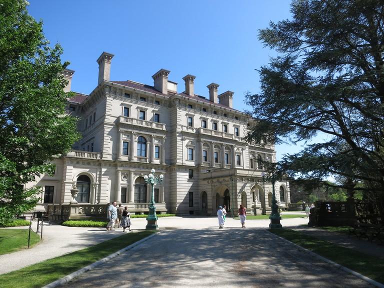 A Newport 'Mansion'