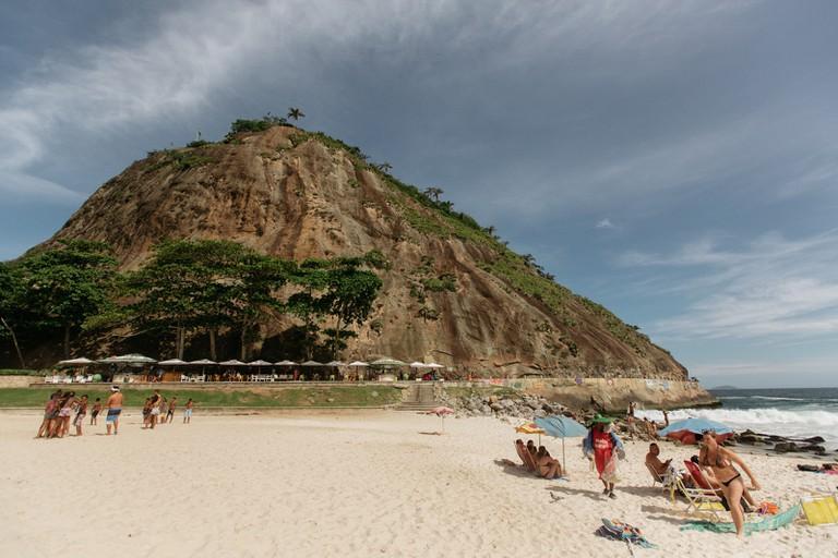 Copacabana Area Guide-Rio-Brazil