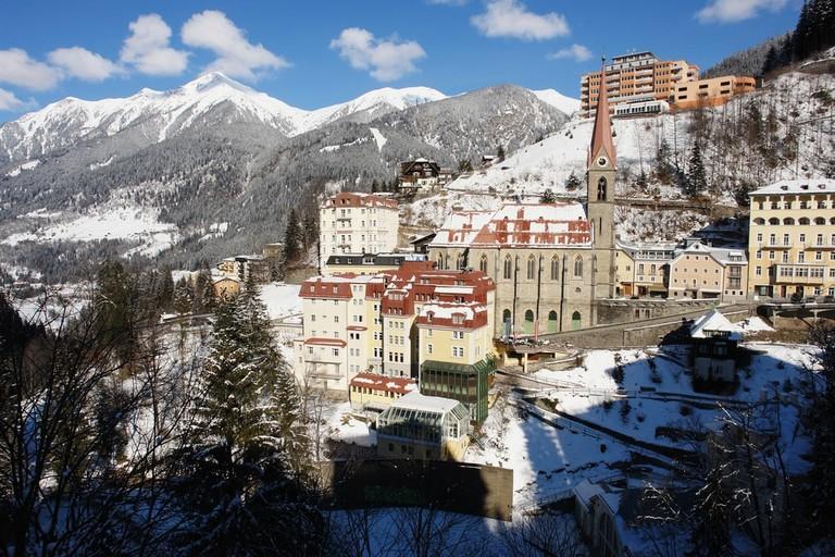 Bad Gastein, Austrian Alps