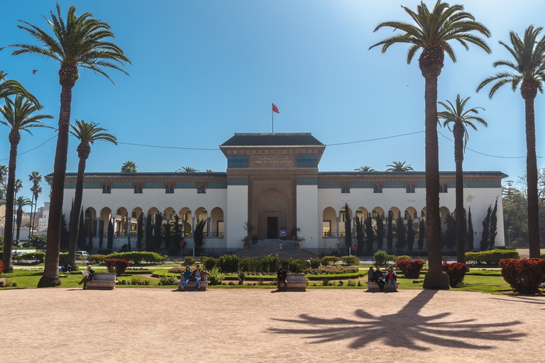 Square of Mohammed V and courthouse | © Masterovoy/Shutterstock