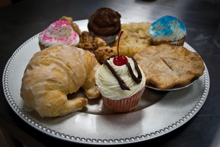 Sundaes Ice Cream and Bakery in Barboursville, West Virginia