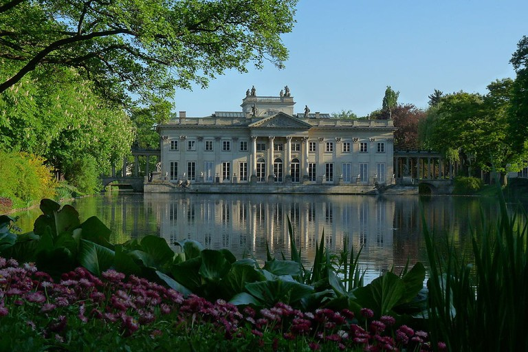 Royal Łazienki Park