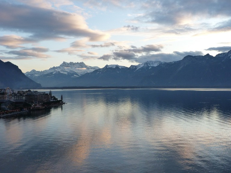 Montreux, Switzerland © mat.1268/Flickr