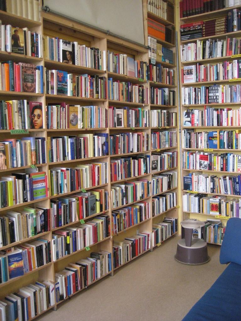 Berlin Bookstore