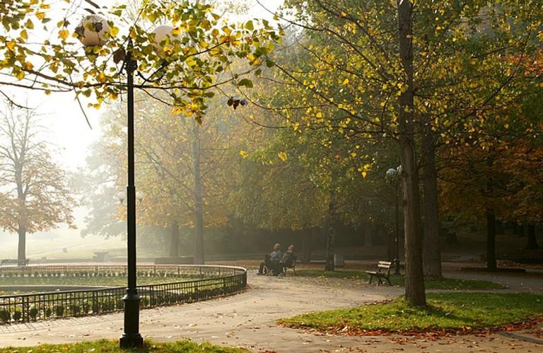 Borisova Garden   © Gergana - Urbnastyle/WikiCommons