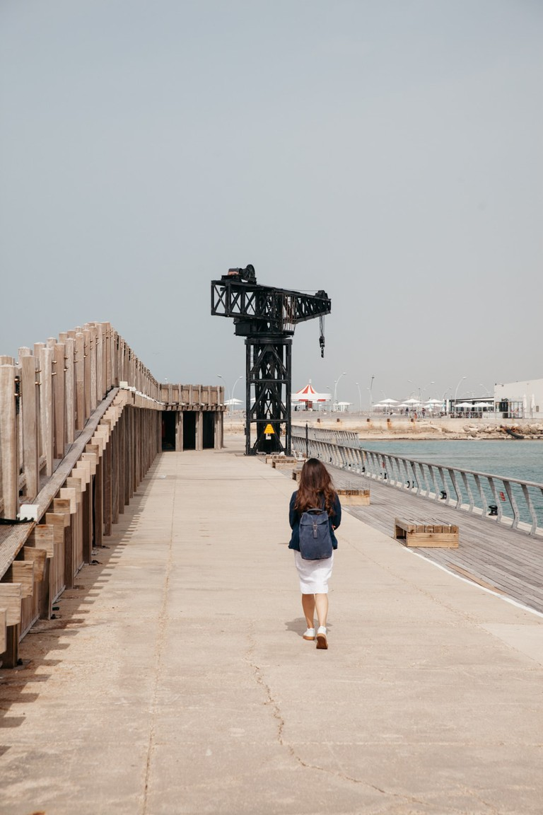 KCTP00019-BOARDWALK-NAMAL-OLD PORT-TEL AVIV-ISRAEL-GRANT