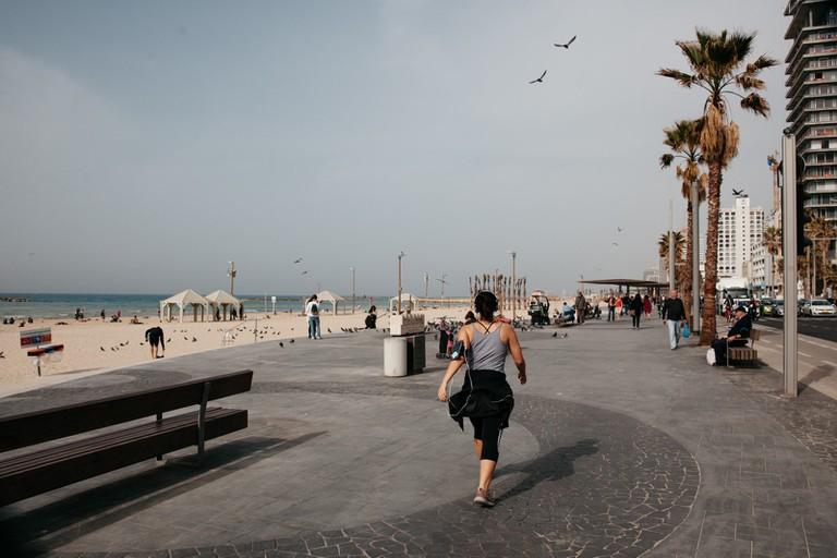 KCTP00019-FRISHMAN BEACH-TEL AVIV-ISRAEL-GRANT