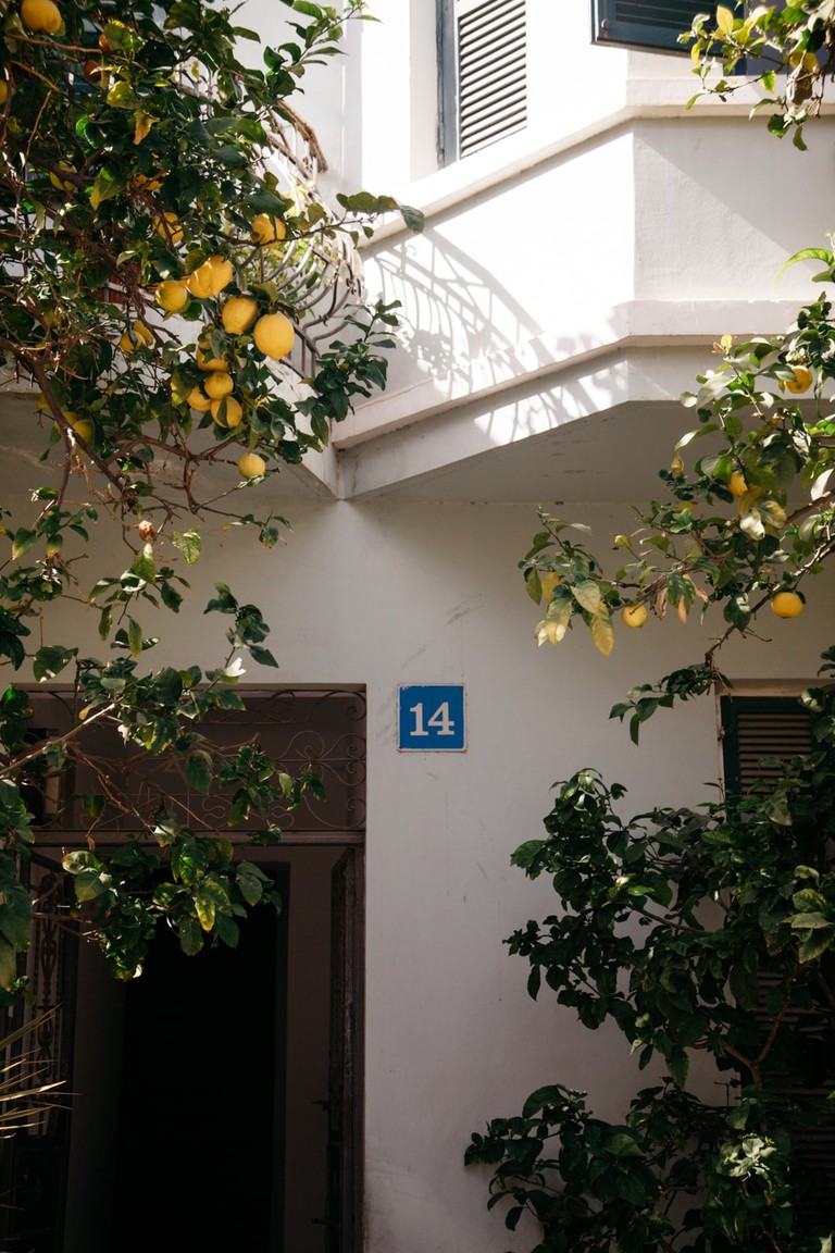Neve Tzedek has all the charm of a quirky village
