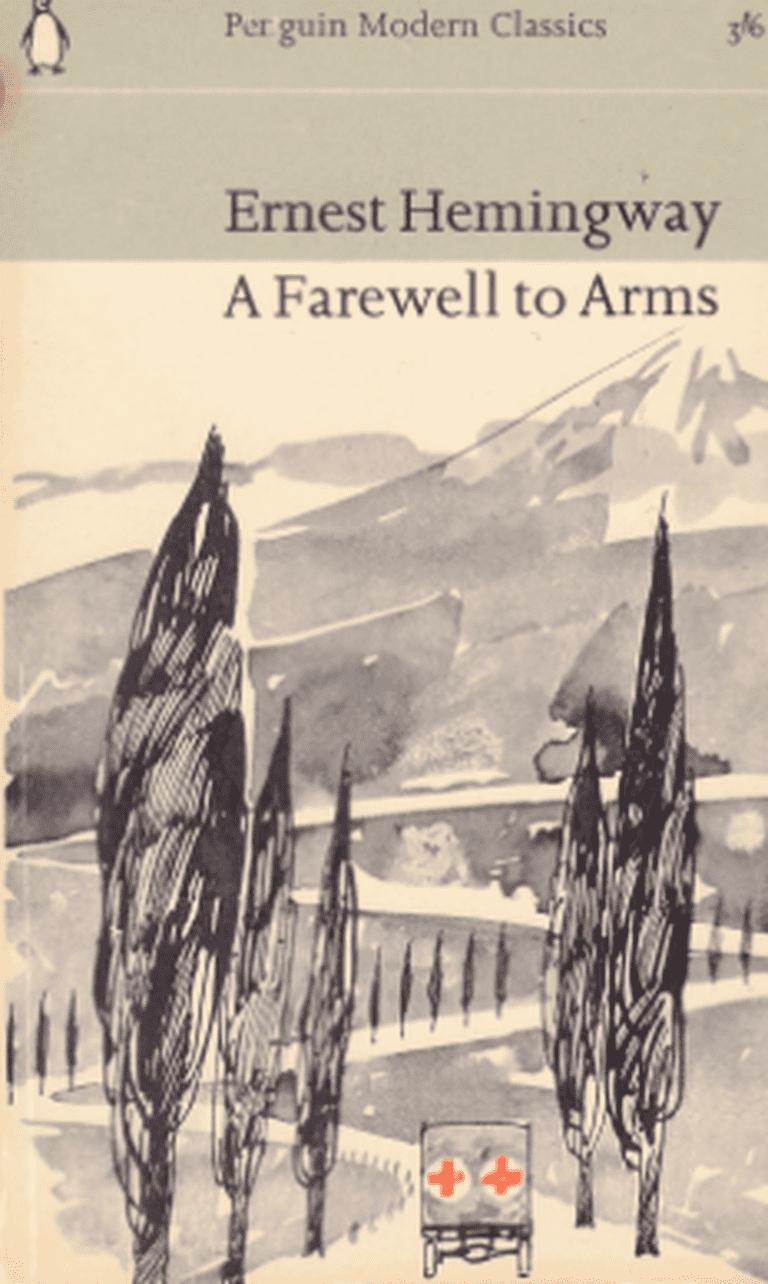 Cover courtesy of Penguin Modern Classics