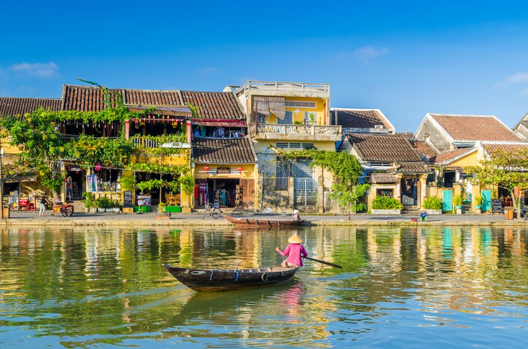 Hoi An during mid day ©Michal Jastrzebski