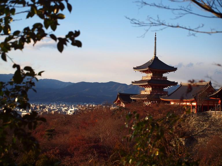 Kyoto, Japan © Alejandro