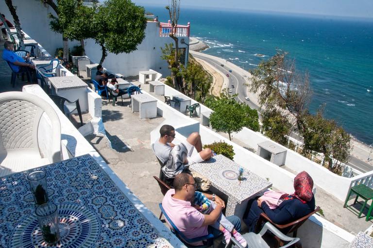 The Famous Café Hafa