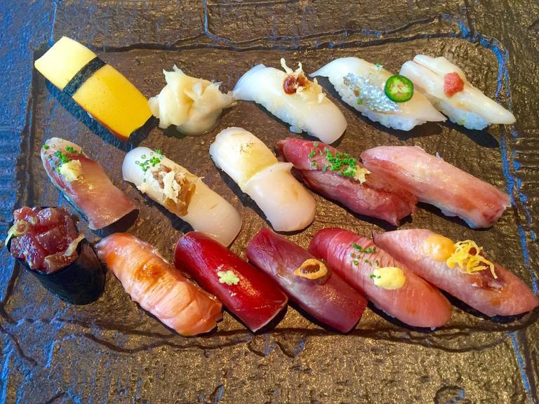 Kabuki Abama Restaurant