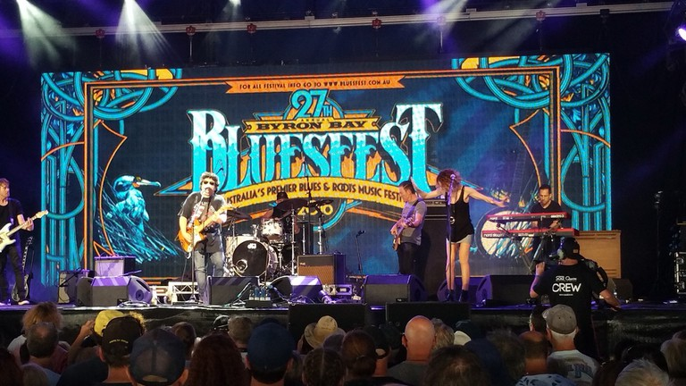 Richard Clapton at Bluesfest
