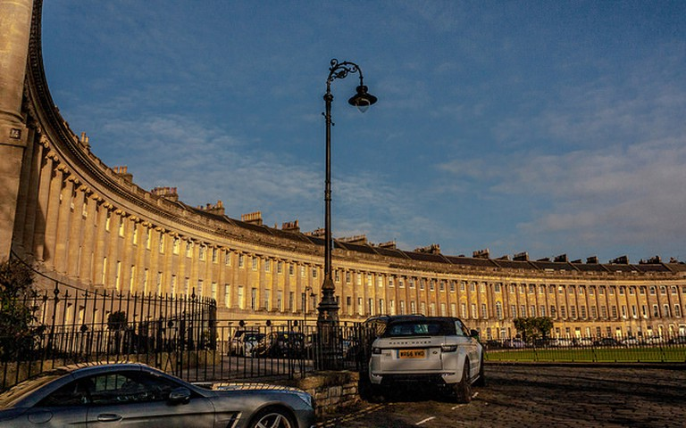 The Royal Crescent | © PapaPiper/Flickr