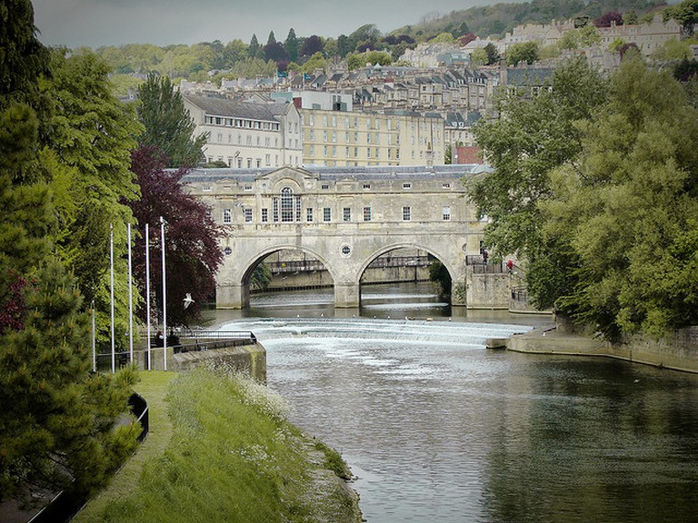Bath | © Jim Rosebery/Flickr