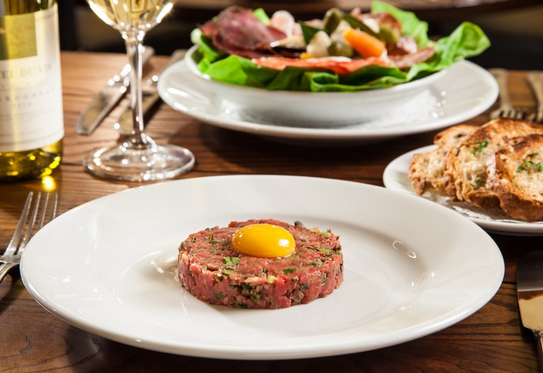 Steak Tartare| ©hdv-gallery/flickr