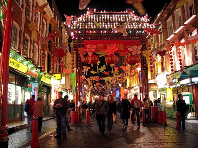 Chinatown I © Spolloman / Wikicommons