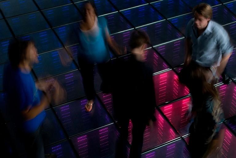 Dance Floor | © Studio Roosegaarde/Flickr