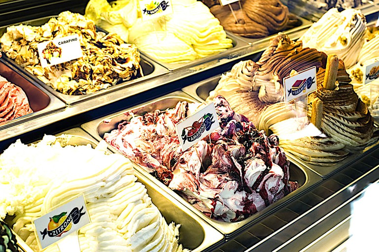 Ice cream in Munich | © bigbirdz/Flickr