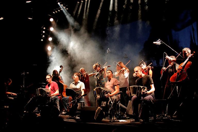 Orquesta Típica Fernández Fierro Gave the Club its Name | © Ministerio de Cultura de la Nación Argentina/Flickr