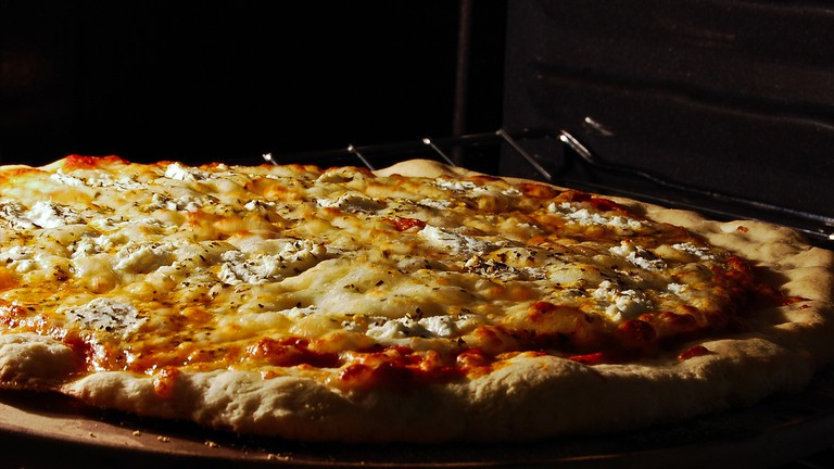 Stone Baked Pizza |© Ryan Hyde / Flickr