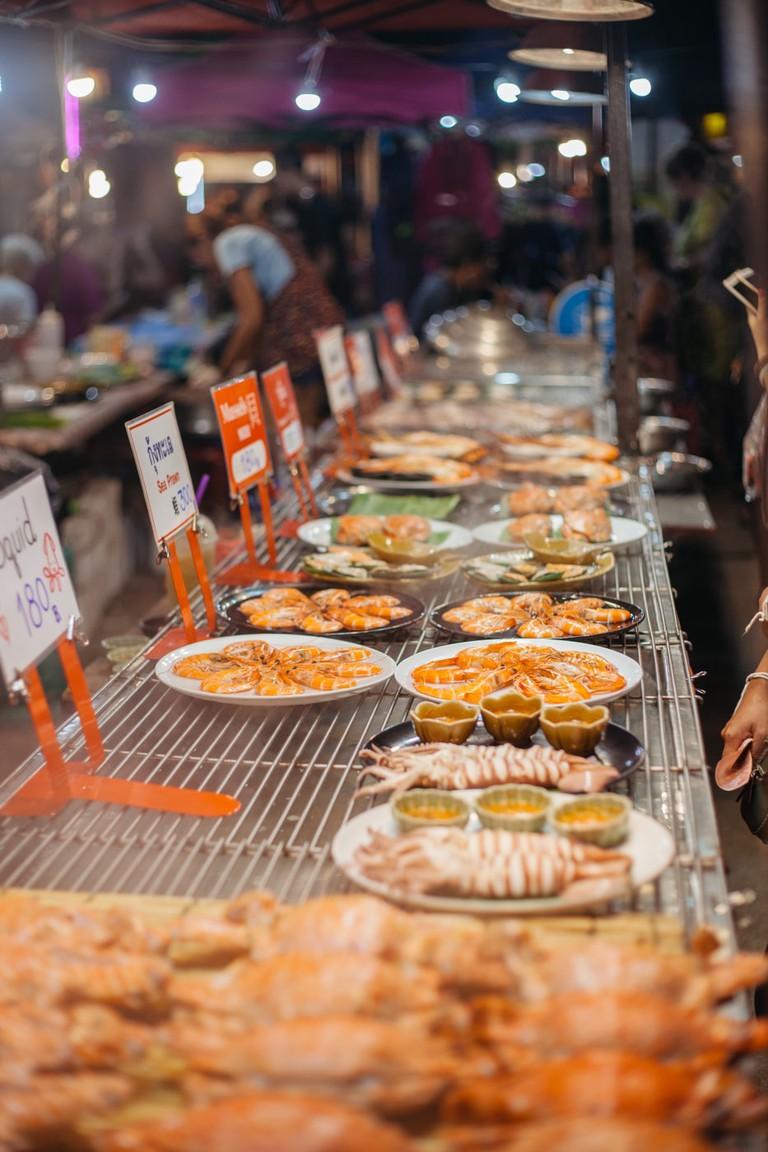 RAW 022-EMIDI- Saturday Market, Chiang Mai, Thailand