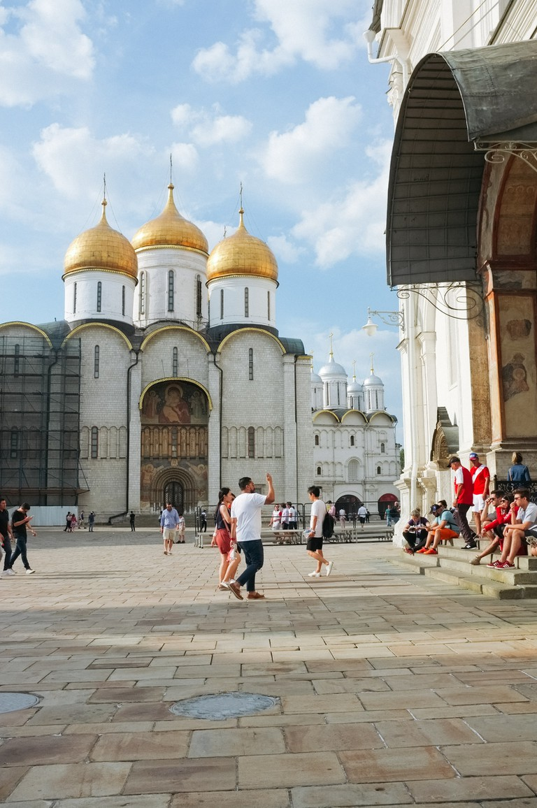 Moscow Attractions-Moscow-Russia