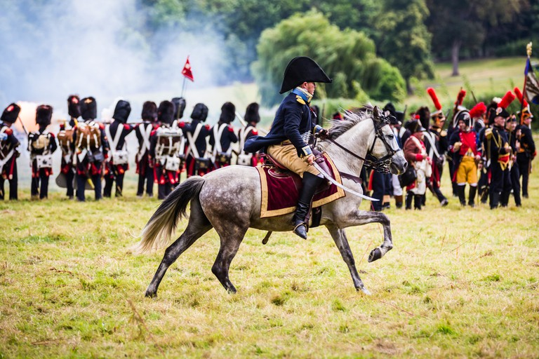 History Lovers will love investigating the original site of the Battle of Waterloo ©ANADMAN BVBA / Shutterstock