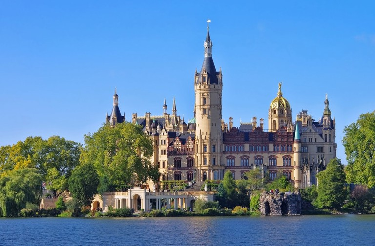 Schwerin Castle, Germany