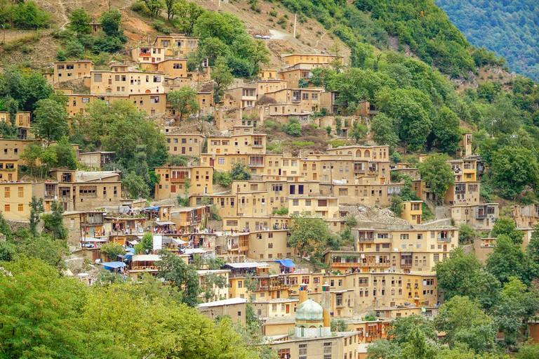 Masuleh Vilage, Gilan, Iran