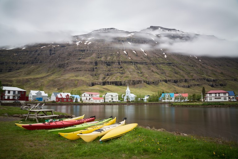 Seyðisfjörður, Iceland | © Luca Nichetti/Shutterstock