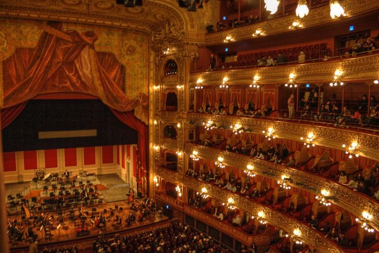Teatro Colon | © HalloweenHJB/WikiCommons