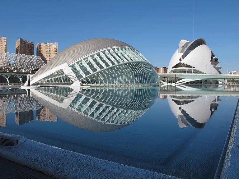 Valencia © Mikenorton / WikimediaCommons