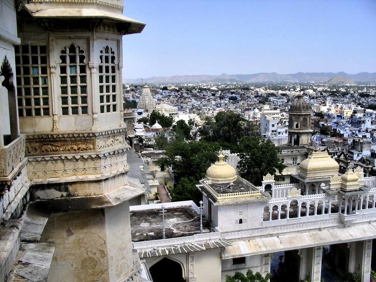 Udaipur | ©Francisco Anzola/Flickr