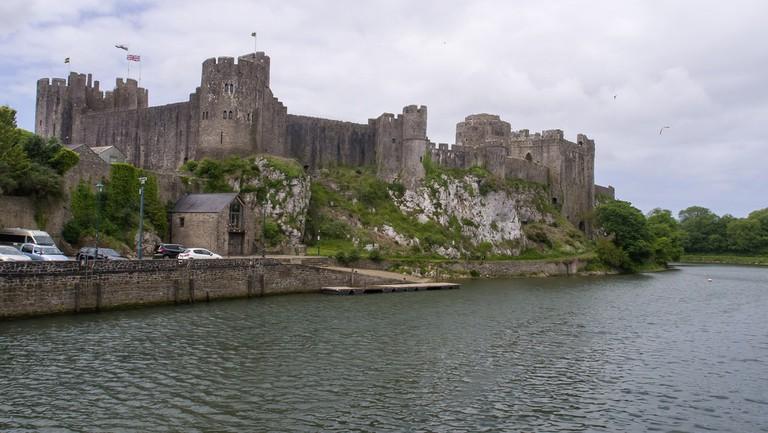 Pembroke Castle | © Ed Webster/Flickr Pembroke Castle | © Ed Webster/Flickr