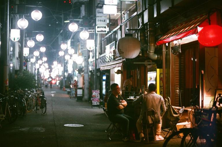 Night Scene, Osaka © Toomore Chiang