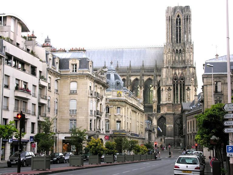 Reims| ©aengineer/Flickr