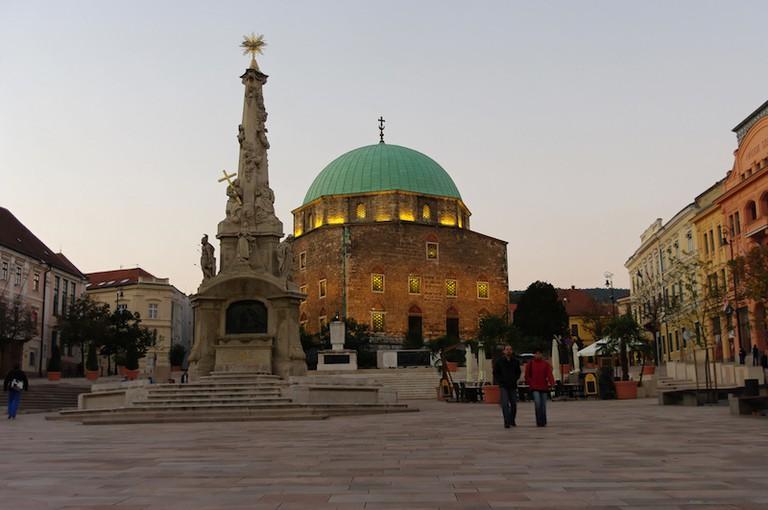 Mosque of Pasha Qasim   © Emmanuel Dyan/Flickr