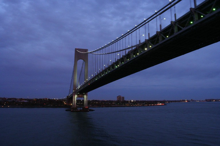 Verrazano Bridge, Brooklyn
