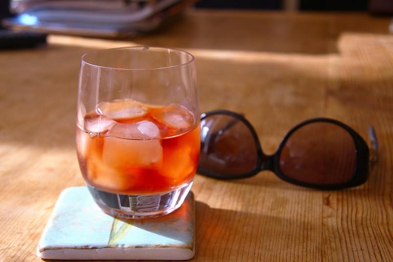 Cocktails in the Sun| ©Adrian Scottow/Flickr