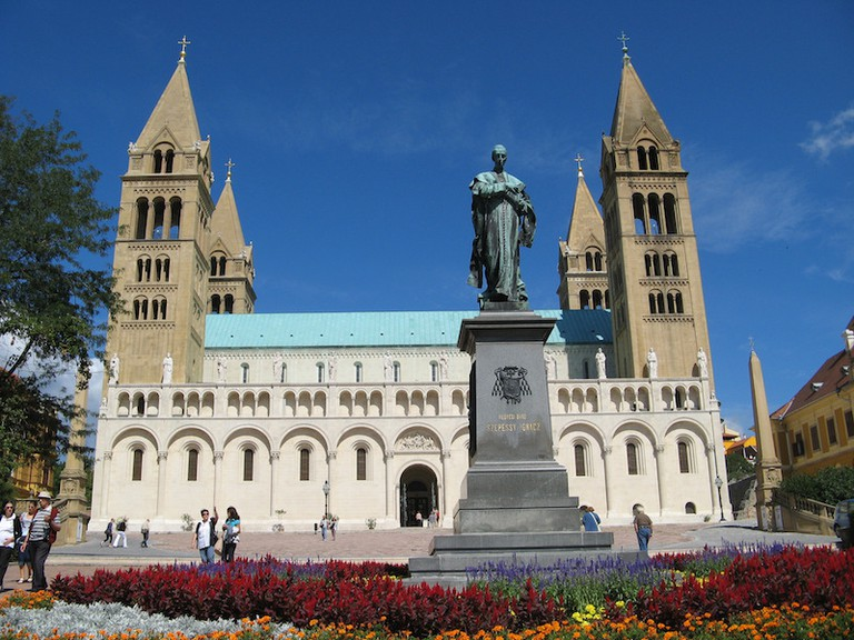 Pécs Cathedral