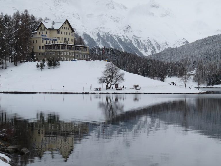 St. Moritz, Switzerland |© Lorena Torres Angelini /Flickr