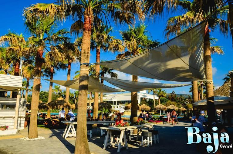 © Baja Beach Club