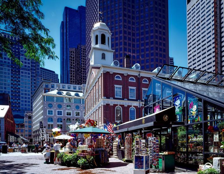 Boston in the summer/ ©Pixabay