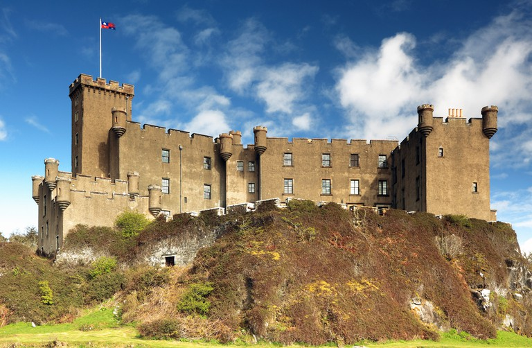 Dunvegan Castle | © Targn Pleiades/Shutterstock