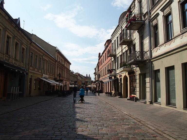 Kaunas old town ©Elizabeth Georgian