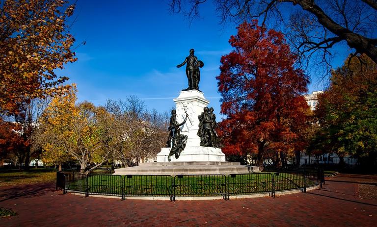 Lafayette Park, Washington DC/ ©Pixabay