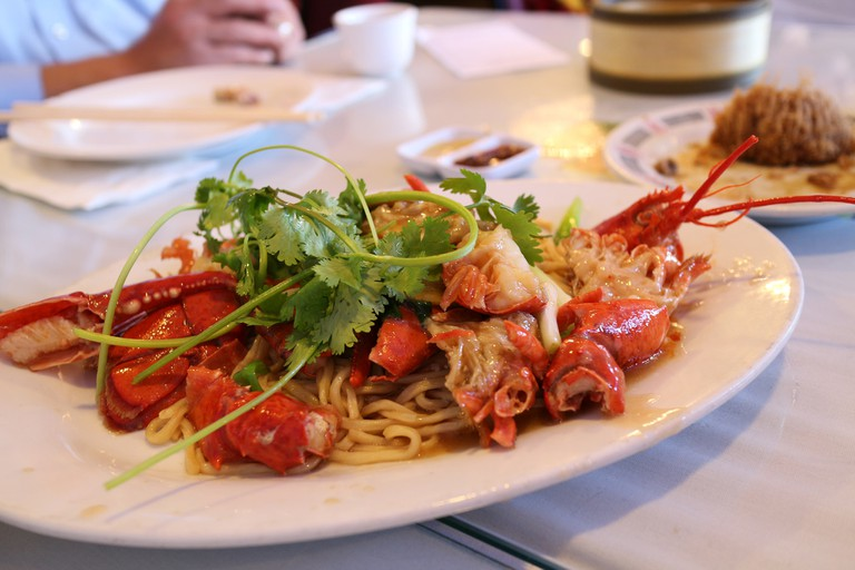 Lobster Dish | © Elsie Hui/Flickr